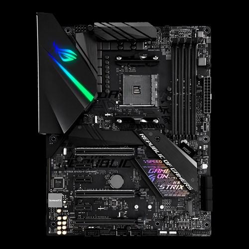Rog Strix X470 F Gaming Motherboards Asus United Kingdom