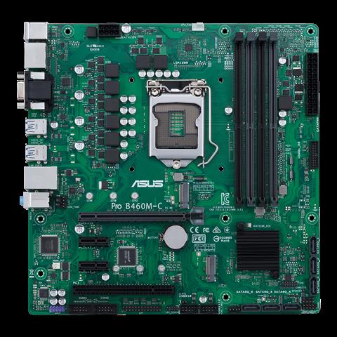 Pro B460M-C/CSM