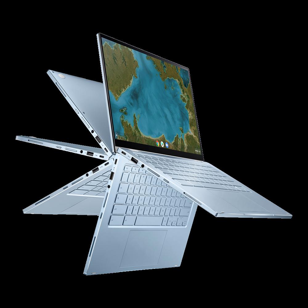 ASUS Chromebook Flip C433, silver