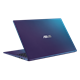 ASUS VivoBook 15 X512 laptop, peacock blue
