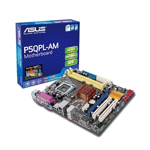 Asus P5QPL-AM VGA 64 BIT Driver