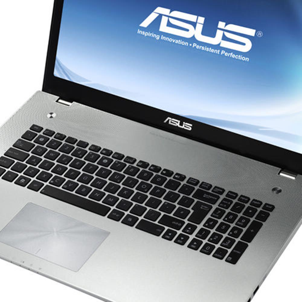 Asus N76VZ-V2G - Tela 17.3