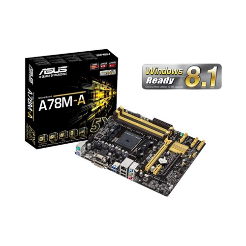 ASUS A78M-A MOTHERBOARD TREIBER WINDOWS 10