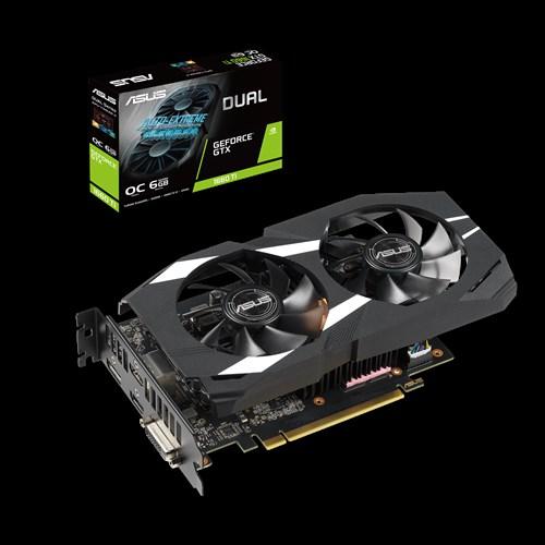 DUAL-GTX1660TI-O6G | Graphics Cards | ASUS USA