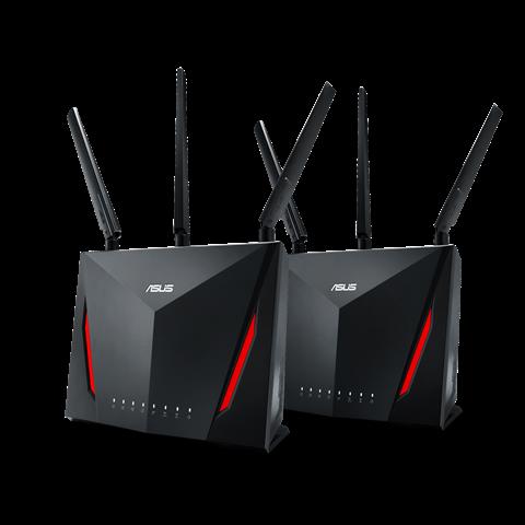 AiMesh AC2900 WiFi System (RT-AC86U 2 Pack)