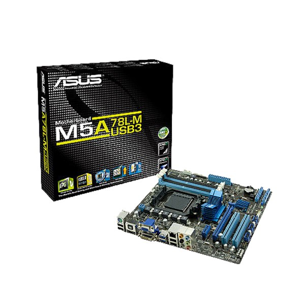 Asus M5A78L-M/USB3 AMD Chipset Drivers Windows