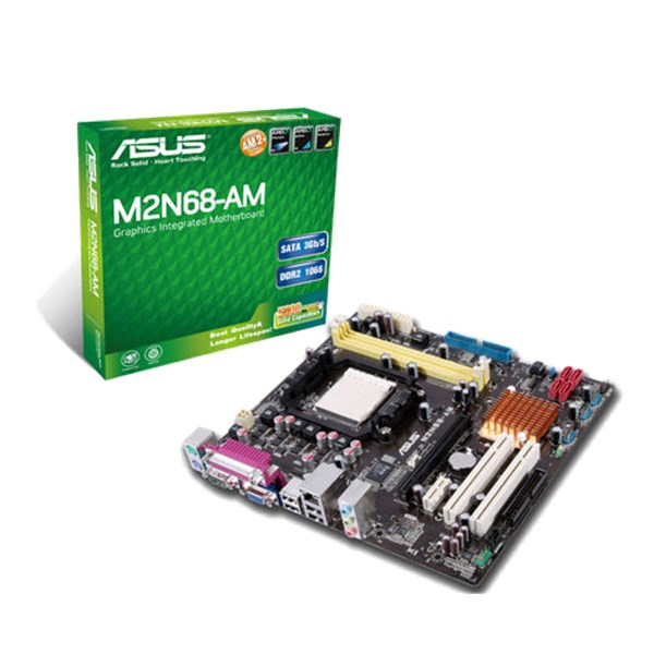 NEW DRIVER: ASUS M2N68 AM PLUS LAN