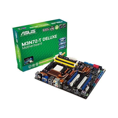 Asus M3N72-T Deluxe NVIDIA nForce Chipset Windows 8 X64