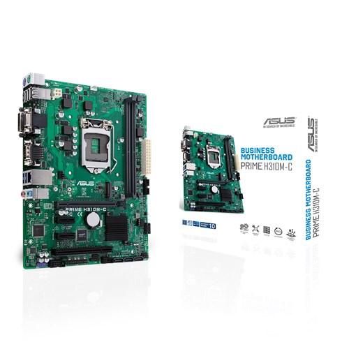 PRIME H310M-C | Motherboards | ASUS Global