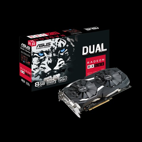 DUAL-RX580-8G | Graphics Cards | ASUS Global