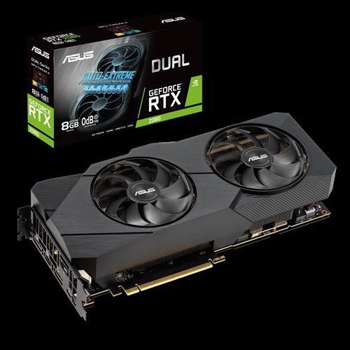 DUAL-RTX2080-8G-EVO | Graphics Cards | ASUS Global