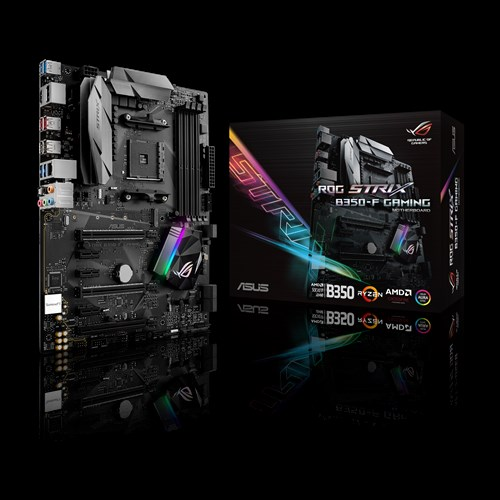 ROG STRIX B350-F GAMING | Motherboards | ASUS USA