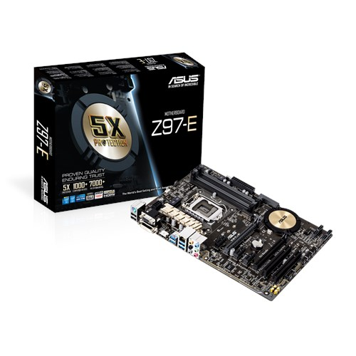 ASUS Z97-E Intel LAN Driver PC