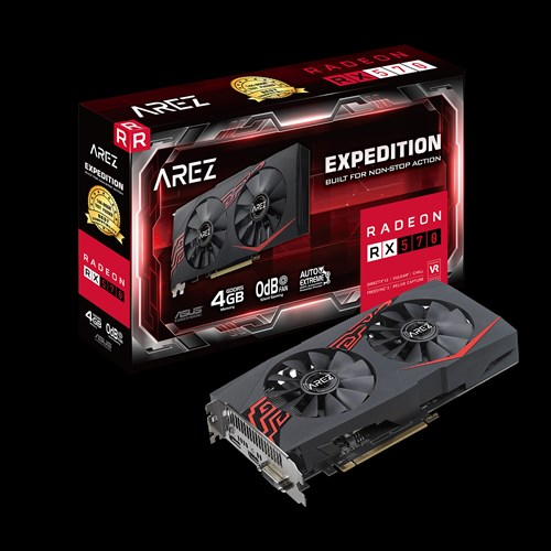 AREZ-EX-RX570-4G | Graphics Cards | ASUS Global