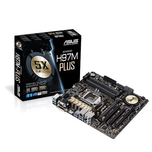 ASUS H97M-PLUS X64 Driver Download