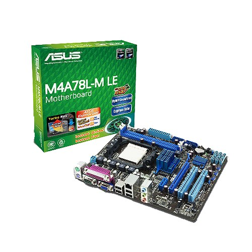 Asus M4A78L-M LE Windows Vista 64-BIT