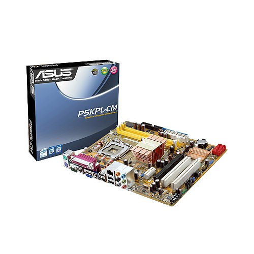 ASUS P5KPL LAN TREIBER WINDOWS 7