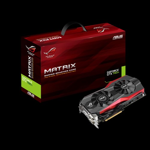 ROG MATRIX-GTX780TI-3GD5