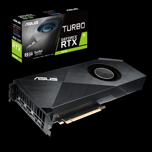 TURBO-RTX2070-8G | Graphics Cards | ASUS Global