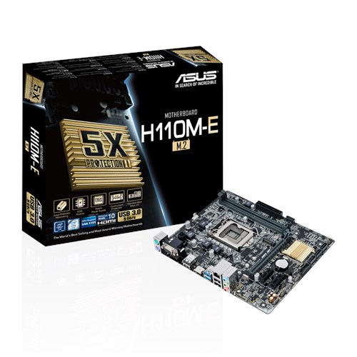H110M-E/M 2 | Motherboards | ASUS USA