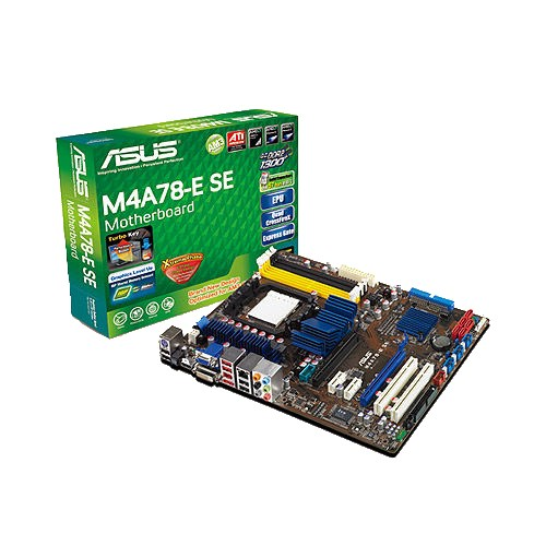 ASUS M4A78-E SE DRIVERS FOR PC