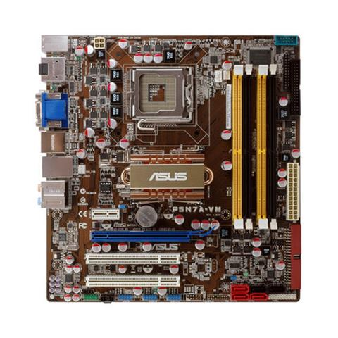 Asus P5N7A-VM Drivers for Windows 7
