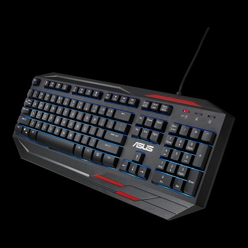 ASUS Sagaris GK100 Backlit Gaming Keyboard