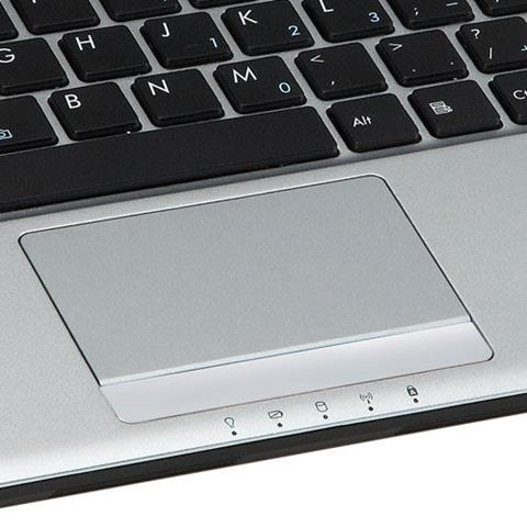 Three-finger multi-touchpad