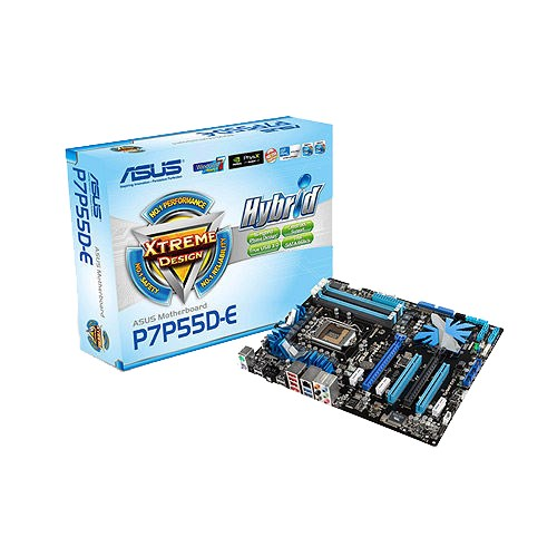 ASUS P7P55D LE INTEL CHIPSET DRIVER PC