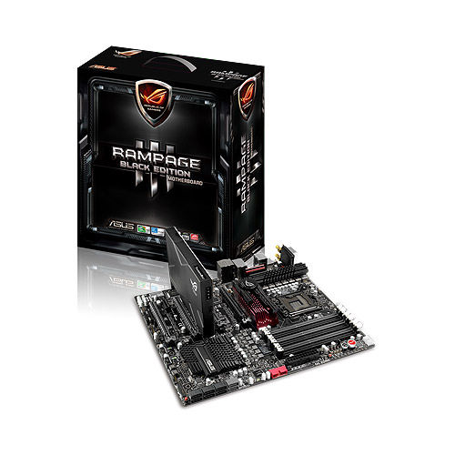 ASUS RAMPAGE III BLACK EDITION DRIVERS FOR WINDOWS VISTA