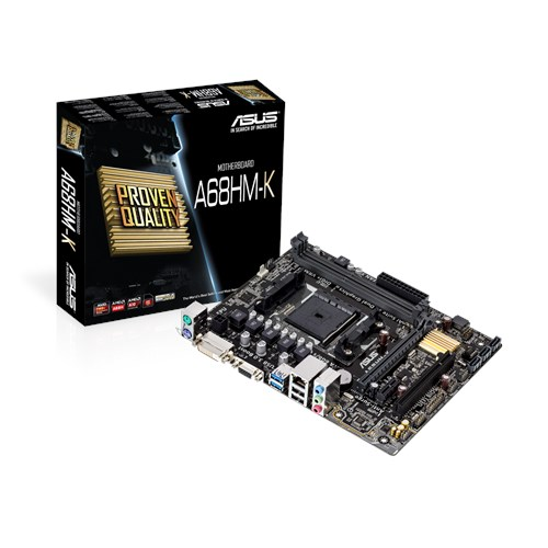 Drivers Update: ASUS A55BM-A/USB3 AMD Chipset/Graphics