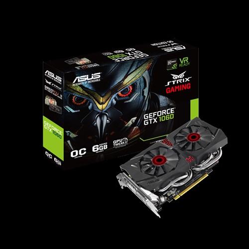 STRIX-GTX1060-DC2O6G | Graphics Cards | ASUS Malaysia