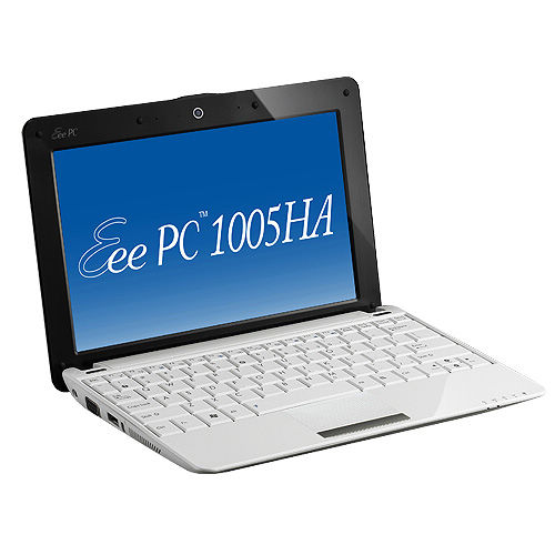 Eee PC 1005HA (Seashell)
