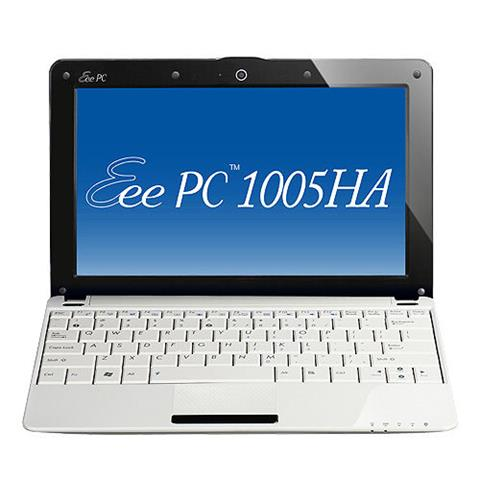 Eee PC 1005HA (Seashell) Gallery