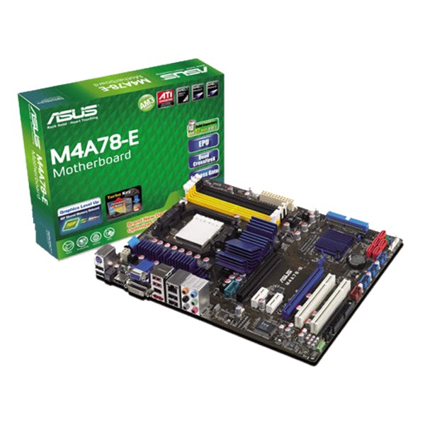 Asus M4A78-E BIOS 2511 Driver for Mac
