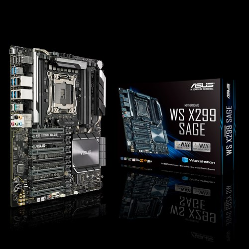 WS X299 SAGE | Motherboards | ASUS USA