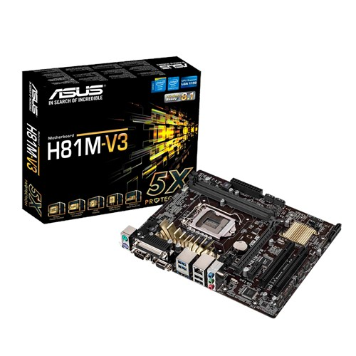 ASUS H81M-V3 Driver for Mac