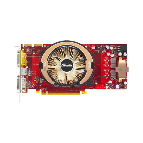 Asus EAH3850 Graphic Card Drivers for Windows