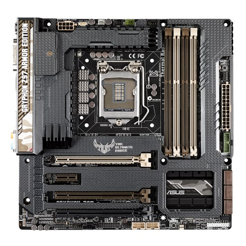 ASUS GRYPHON Z97 ARMOR EDITION DRIVER DOWNLOAD (2019)