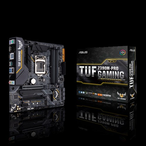 TUF Z390M-PRO GAMING | Motherboards | ASUS Global