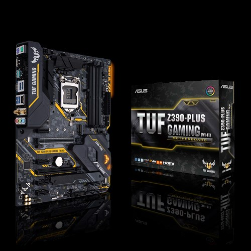 TUF Z390-PLUS GAMING (WI-FI)