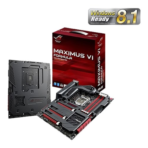 Asus MAXIMUS VI FORMULA HD Audio Driver for Windows Mac