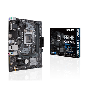 PRIME H310M-E Driver & Tools | Motherboards | ASUS USA