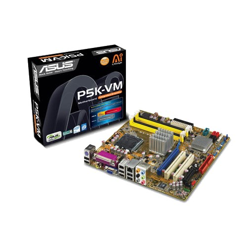 ASUS P5K-VM ETHERNET CONTROLLER DRIVERS PC