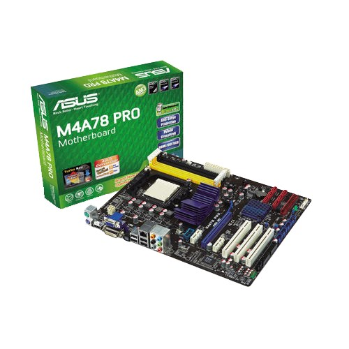 new product 5076a 882b7 M4A78 PRO  Motherboards  ASUS Global