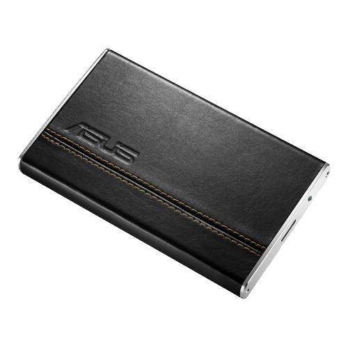 Leather External HDD USB 3.0