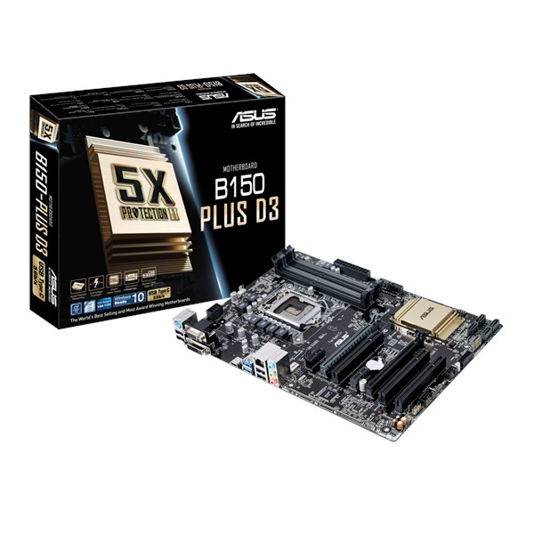 ASUS B150-PLUS D3 Driver for Windows 7