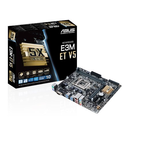 ASUS E3M-ET V5/V5 Drivers Windows XP