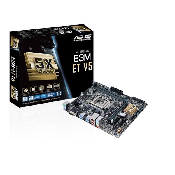 ASUS E3M-ET V5 Realtek LAN Driver
