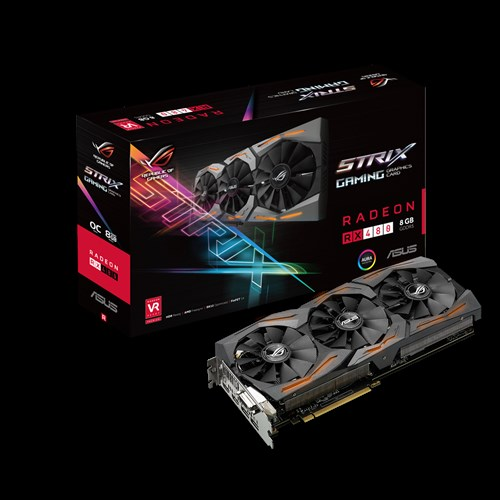 ROG STRIX-RX480-O8G-GAMING | Graphics Cards | ASUS Global